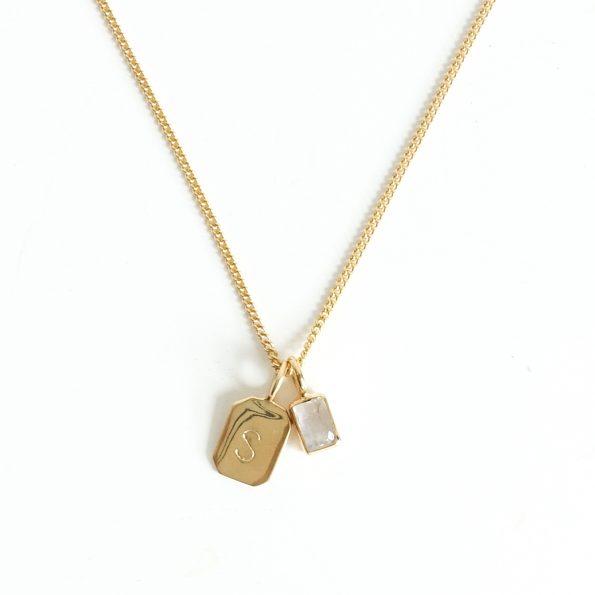 Mayli Jewels ketting met hanger